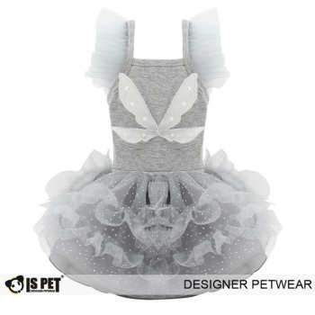 Butterfly Fairy Grey