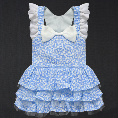 Summer Ruffles Dress