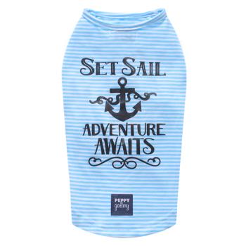 Set Sail T-Shirt Blue