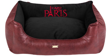 Paris Dog Bed