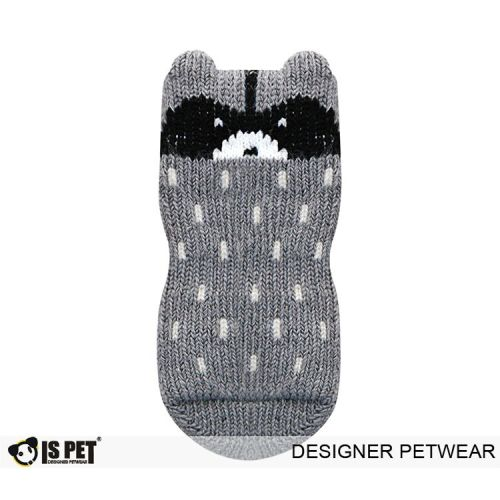 Raccoon socks