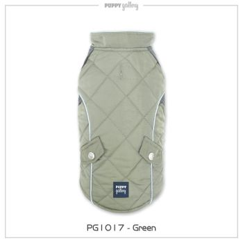 Curitasha padding jacket Green
