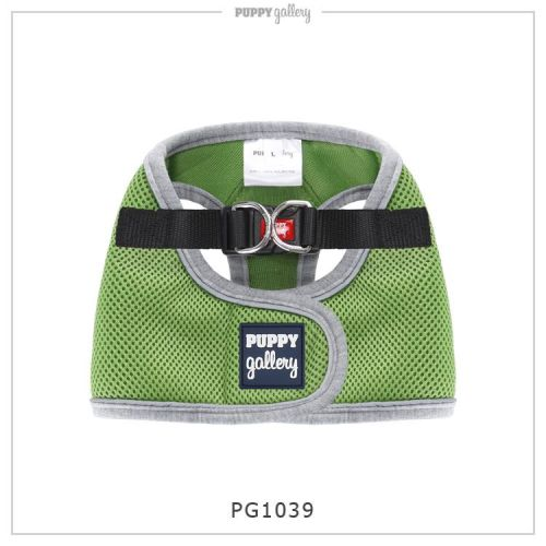 PG Step-in Harness Green