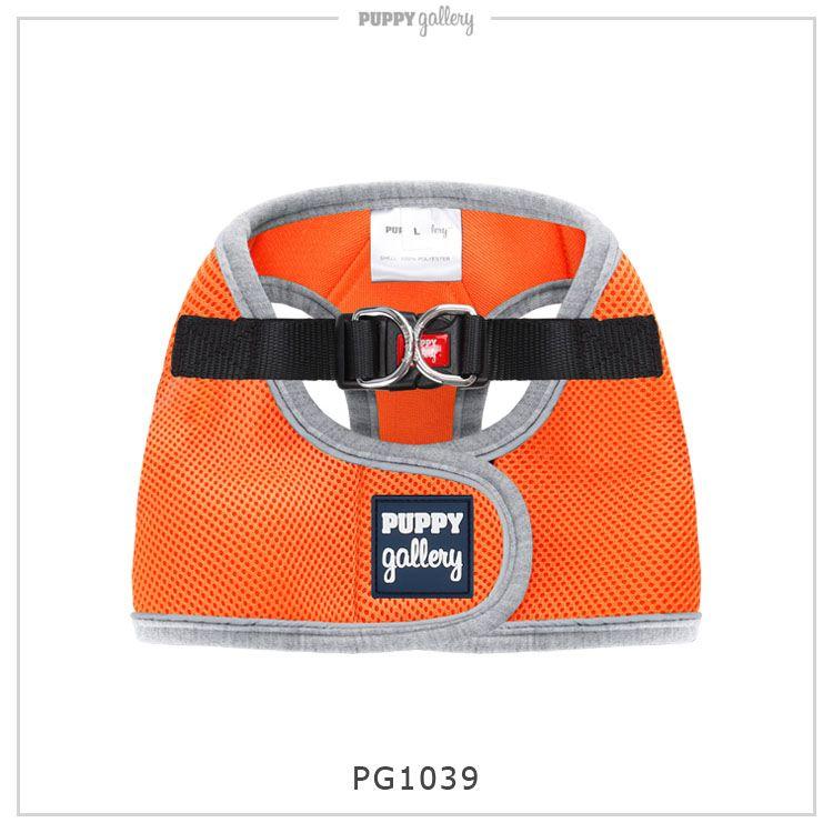 PG Step-in Harness Orange