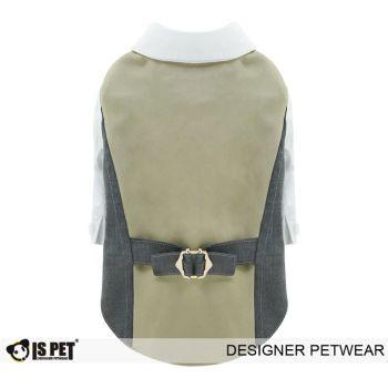 Vest Coat Khaki