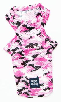Camouflage T-Shirt Pink