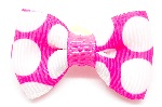Large Dots Bow
