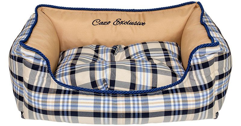 Scotland Beije Dog Bed