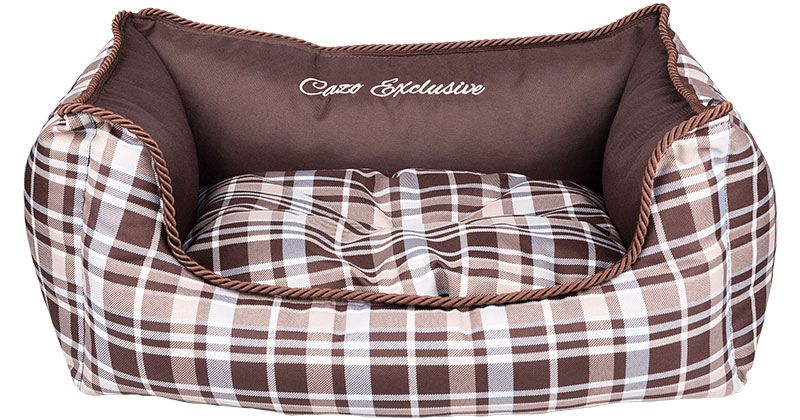Scotland Brown Dog Bed