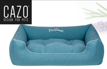 Province Dog Bed Green