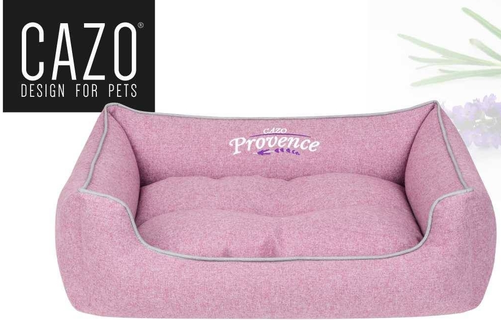 Proivince Dog Bed Pink