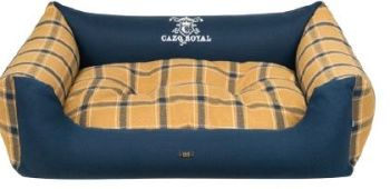 Royal Line Dog Bed Yellow