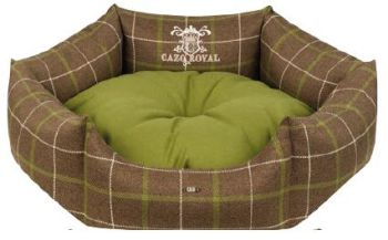 Royal Line Dog Bed Round Olive