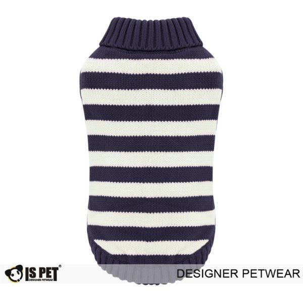 Stripe Sweater Navy