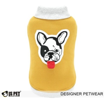 Bulldog Top Yellow