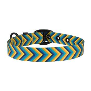 Arrow Collar Yellow Blue