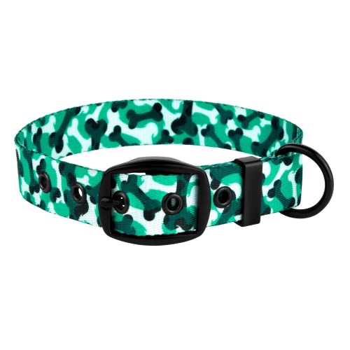 Camo Bone Collar Mint