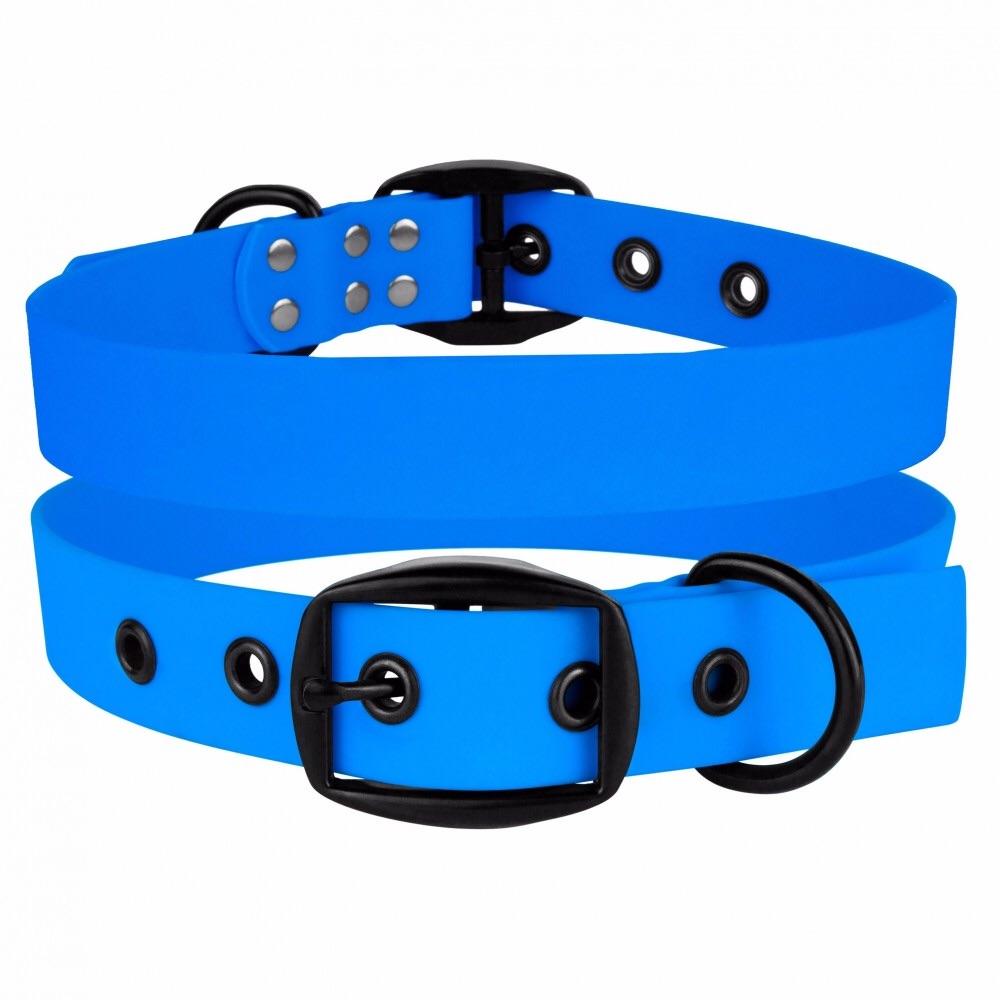 Waterproof collar Blue