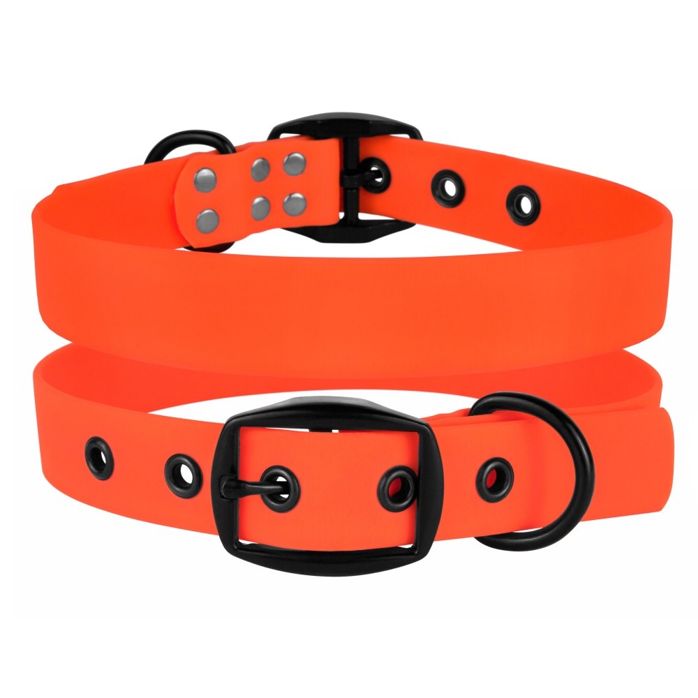 Waterproof collar Orange