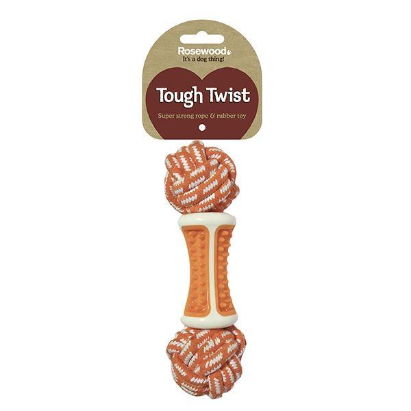 Tough Twist Dental Ball