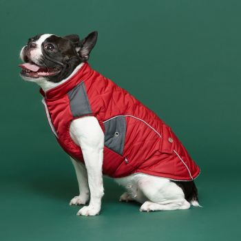 Padding Coat Red