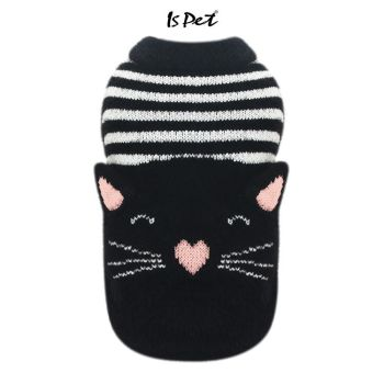 Kitty Sweater Black