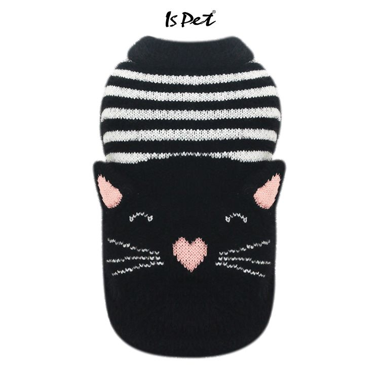 Kitty Sweater Black