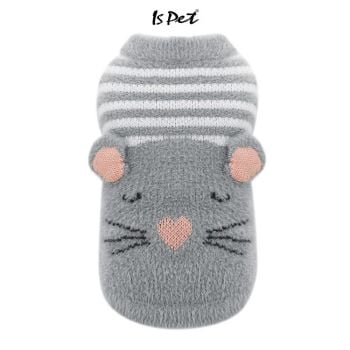 Mouse Sweater Grey