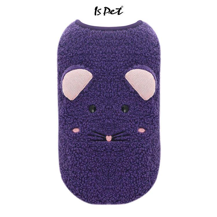 Purple Mouse Top