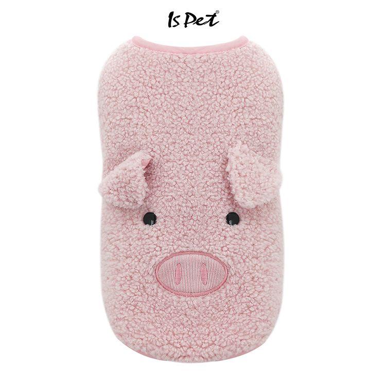 Pink Piggy Top