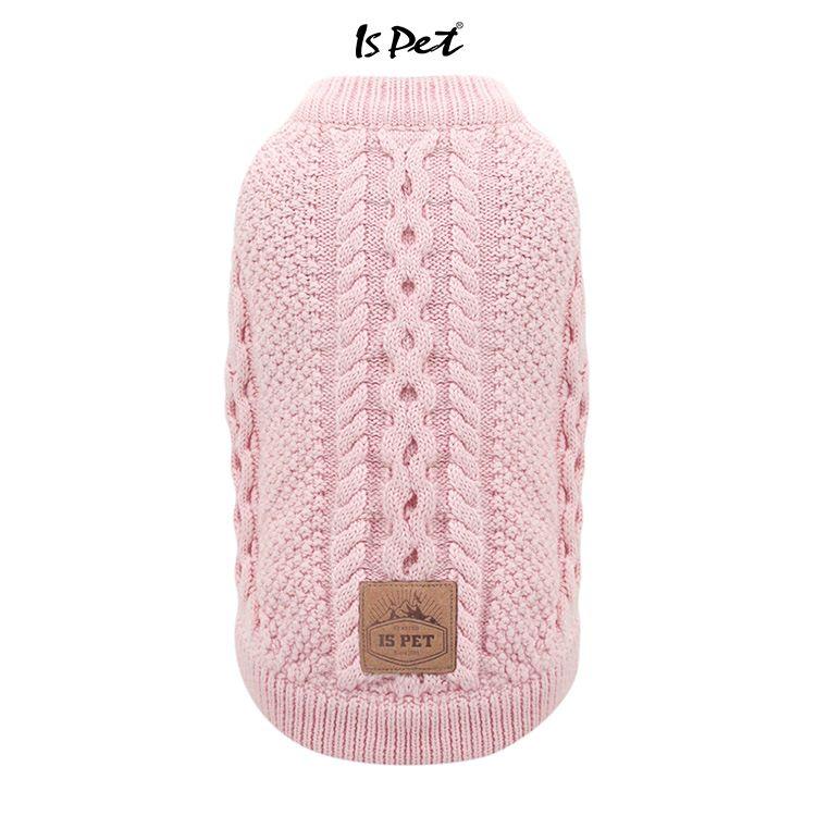 Knit Sweater Pink