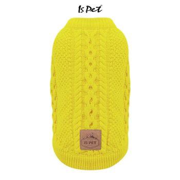 Knit Sweater Yellow