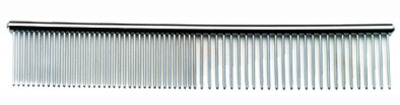 Fine/Coarse Chrome Comb