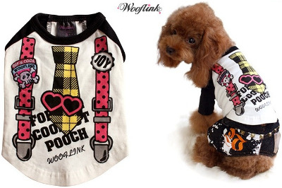 For the Coolest Pooch - M