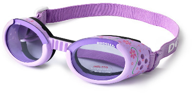 Purple Doggles