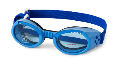 Blue Doggles