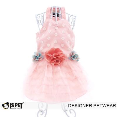 Floral dress pink