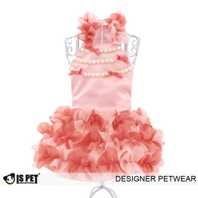 Hawaii pearl dress pink