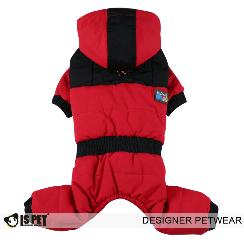 Expolrer Overall Red