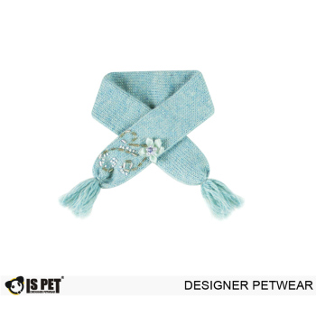 Romantic Winter Mint scarf