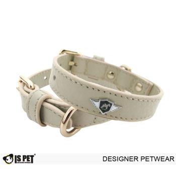 Grace leather collar