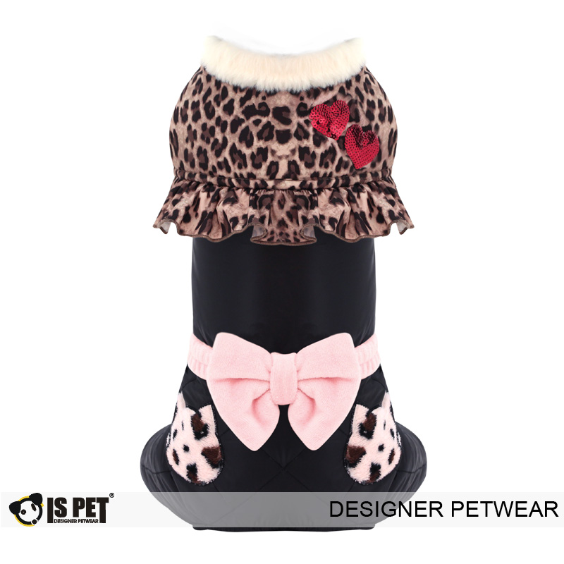 Leopard Cat Overall