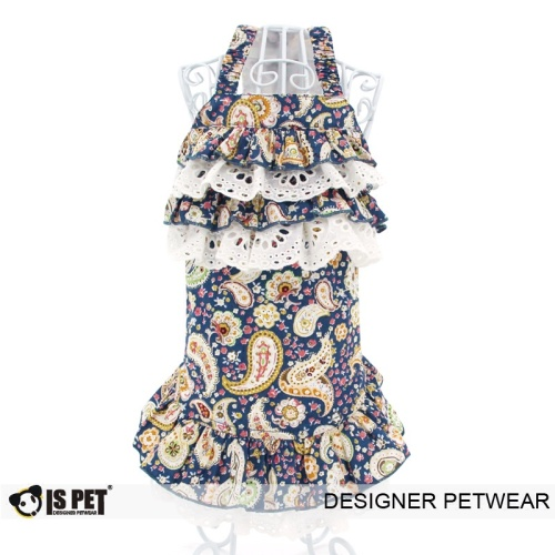 African Lilly dress - S