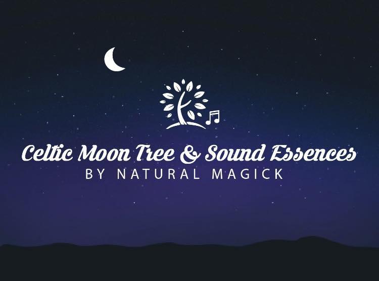 Celtic moon logo