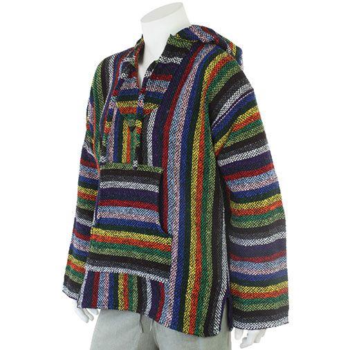 Baja Top - Vibrant Stripe