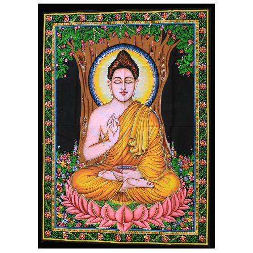Indian Wall Art - Buddha
