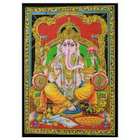 Indian Wall Art - Ganesh