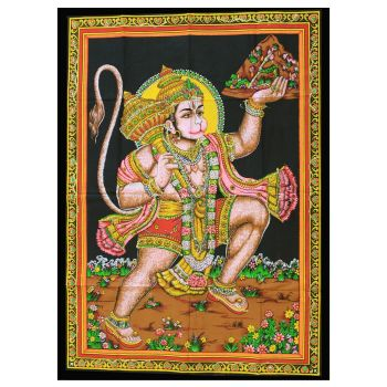 Indian Wall Art - Hanuman