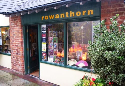 outside Rowanthorn Oswestry
