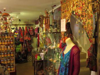 Inside Rowanthorn Oswestry